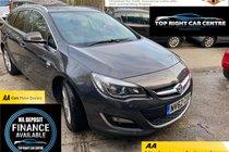 Vauxhall Astra 2.0 CDTi 16v SRi (s/s) 5dr