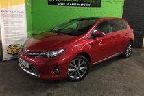 Toyota Auris Excel 1.8 VVT-i E-CVT