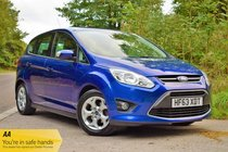 Ford C-Max 1.0 ECO Boost ZETEC