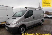 Vauxhall Vivaro 2.7T 2.0 CDTi 90 SWB