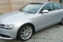 Audi A4 TDI SE TECHNIK SAT NAV LEATHER