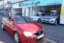 Volkswagen Eos TSI 1.4 PETROL CONVERTIBLE, 2 FORMER KEEPERS, FSH