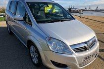 Vauxhall Zafira DESIGN 1.8i 16v VVT