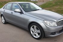 Mercedes C Class C200 KOMPRESSOR SE - FULL MOT - ONLY 42k MILES
