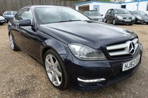 Mercedes C Class 2.1 C 220 CDI BLUEEFFICIENCY AMG SPORT