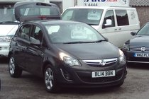 Vauxhall Corsa SXI AC 1.4 51,000 SERVICE HISTORY LOWER TAX GROUP