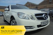 Mercedes E Class -Benz E ass 1.8 E250 BlueEFFICIENCY SE G-Tronic 4dr
