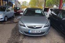 Vauxhall Astra SRi 1.7CDTi 16v (100PS)