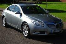 Vauxhall Insignia 1.8I 16V VVT EXCLUSIV