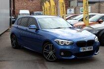 BMW 1 SERIES 120i M SPORT SHADOW EDITION