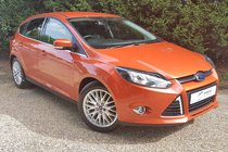 Ford Focus 1.6 TI-VCT ZETEC 125PS