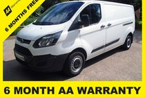 Ford Transit 290 LWB LR P/V 6 MONTH AA WARRANTY - 12 MONTH MOT - FULL SERVICE - 12 MONTH AA BREAKDOWN COVER