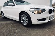 BMW 1 SERIES 116d EFFICIENTDYNAMICS Sports Hatch 5dr
