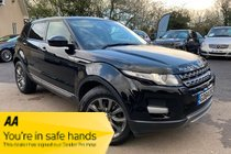 Land Rover Range Rover Evoque ED4 PURE TECH MANUAL + PRIVACY/SAT NAV/HEATED LEATHER
