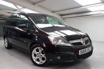Vauxhall Zafira DESIGN CDTI 120 E4