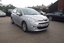 Citroen C3 VTR PLUS £20 YEAR TAX ! SERVICE HISTORY ! LOW MILES ! 99% FINANCE APPROVAL !