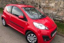 Peugeot 107 Active 1.0