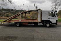 Mercedes Atego 815 Vehicle Recovery Truck