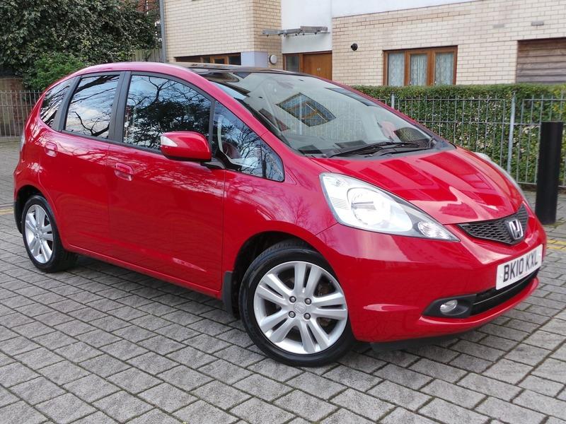 Honda Jazz 14 I Vtec Ex M K Motors Limited