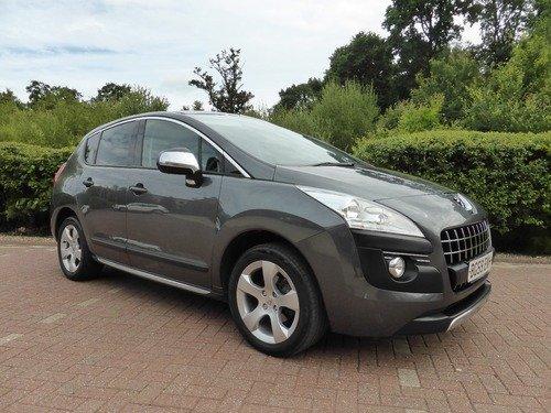 Peugeot 3008 1.6 VTI 120 EXCLUSIVE