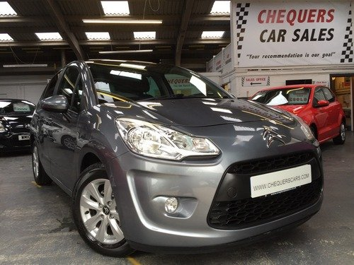Citroen C3 1.4 VTR FULL SERVICE HISTORY & MOT UNTIL APRIL 2017, CRUISE CONTROL WITH SPEED LIMITER