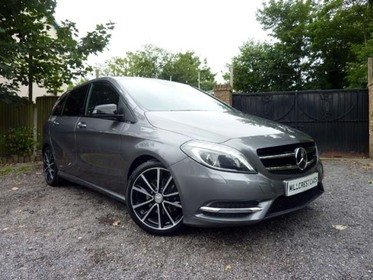 Mercedes B Class 1.8 B 200 CDI BLUEEFFICIENCY SPORT DCT