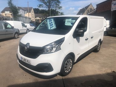 Renault Trafic SL27 BUSINESS PLUS 1.6 Dci 115 SWB AC