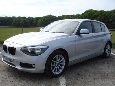 BMW 1 SERIES 2.0 116d SE