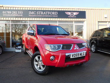 Mitsubishi L200 2.5 DI-D Raging Bull (NO VAT) Double Cab Pick Up