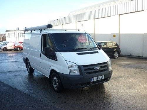 Ford Transit 260 LR From £192.85pm (£7495+VAT)
