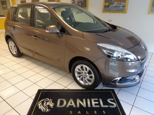 Renault Scenic 1.5 dCi 110 Dynamique TomTom