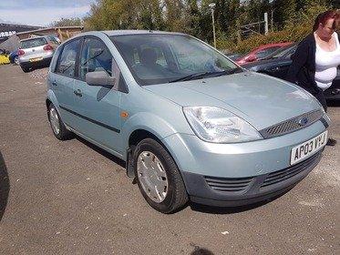 Ford Fiesta 1.25I LX