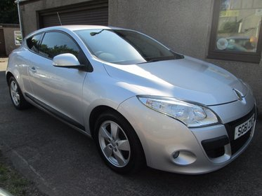 Renault Megane 1.5 DCI 110 DYNAMIQUE TOMTOM, 12 MONTHS MOT, SERVICED, 3 MONTHS WARRANTY AND 12 MONTHS AA COVER INCLUDED