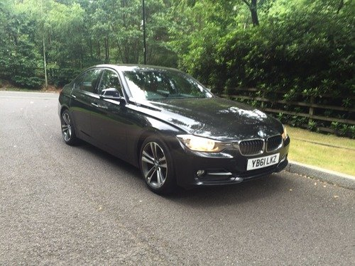 BMW 3 SERIES 2.0 320d SPORT