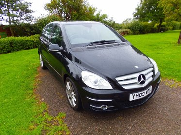 Mercedes B Class B150 BLUEEFFICIENCY SPORT