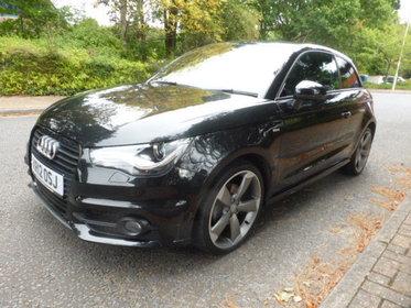 Audi A1 TFSI S Line Black Edition Automatic