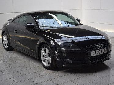 Audi TT 2.0T FSI COUPE