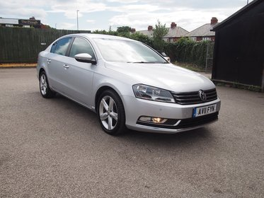 Volkswagen Passat 2.0 TDI S 140PS FULL SERVICE HISTORY ! GREAT MPG ! 99% FINANCE APPROVAL !