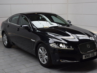 Jaguar XF 2.2D LUXURY AUTO [190]