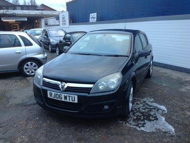Vauxhall Astra SXi 1.6i 16v