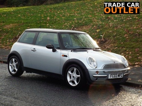 MINI Hatch 1.6I 16V COOPER+NEW MOT