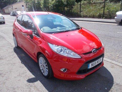Ford Fiesta 1.4 TITANIUM BUY NO DEP & £30 A WEEK