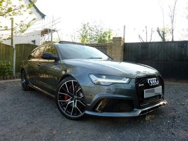 Audi A6 Avant RS6 Plus Avant Tfsi Quattro