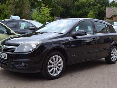 Vauxhall Astra 1.9CDTI  ELITE 120PS