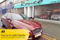 Jaguar XF D PORTFOLIO ULEZ EXEMPT, ONLY 38K, ONLY 30 ROAD TAX PER YEAR!