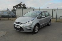 Ford S-Max ZETEC TDCI - FULL MOT - ANY PEX WELCOME