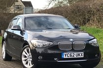BMW 1 SERIES 118d URBAN