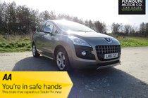 Peugeot 3008 E-HDI EXCLUSIVE