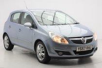 Vauxhall Corsa DESIGN 16V