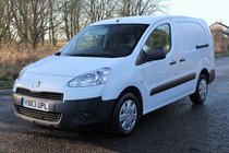 Peugeot Partner 1.6 HDI S L2 750 Long Wheel Base Van